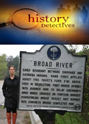 PBS History Detectives - Civil War Bridge